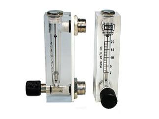 Durchflussmesser mit Kontrollventil 2 – 20 Liter / h
