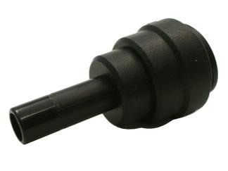 Vergrößerungsverbinder –  22mm Schlauch x 15mm Stutzen