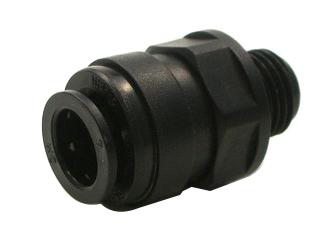 Einschraubverbinder –  22mm Schlauch x 3/4 Zoll BSPT(PT)