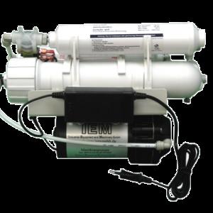 Umkehrosmose – Anlage Typ Aqua Profi mit 1:1 Verhältnis Produkt – Abwasser bei 380 Liter / Tag