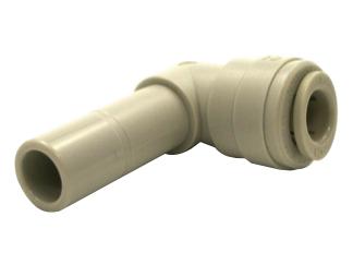 Einsteck-Winkelverbinder –  3/8 Zoll Schlauch x 3/8 Zoll Stutzen