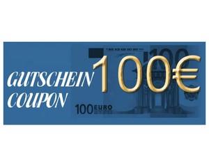 Gutschein über 100 € brutto