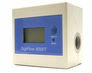 digitale Durchflussmesser