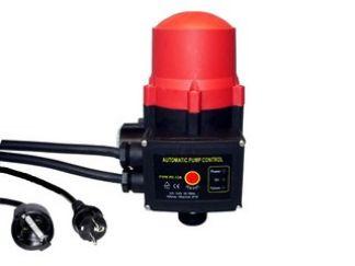 Elektronikschaltautomat für Elektropumpen mit Stecker
